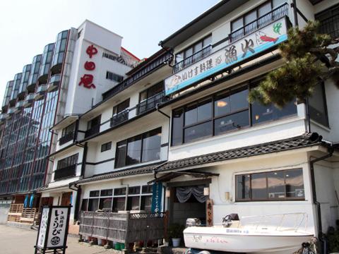 熱海温泉 うみのホテル中田屋